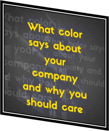 what colors say about your startup tips image