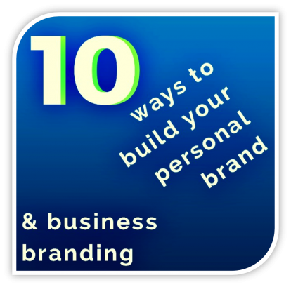 how to build your personal brand image